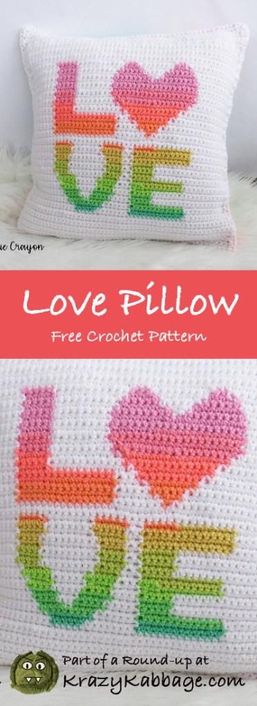 Valentine Hearts Free Crochet Patterns – Krazy Kabbage