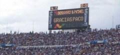GRACIAS PACO