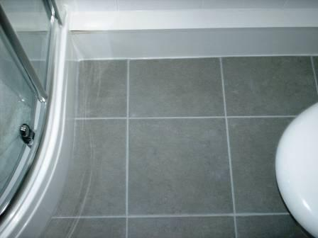 Sealing Bathroom Tile Grout Creditrestore Us