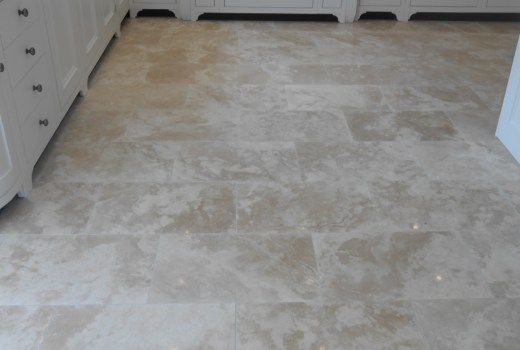 Honed Travertine Lancaster Before