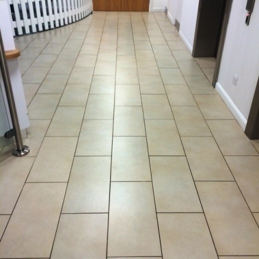 Applying Anti-Slip Treatment to Ceramic tiles in Lancaster After