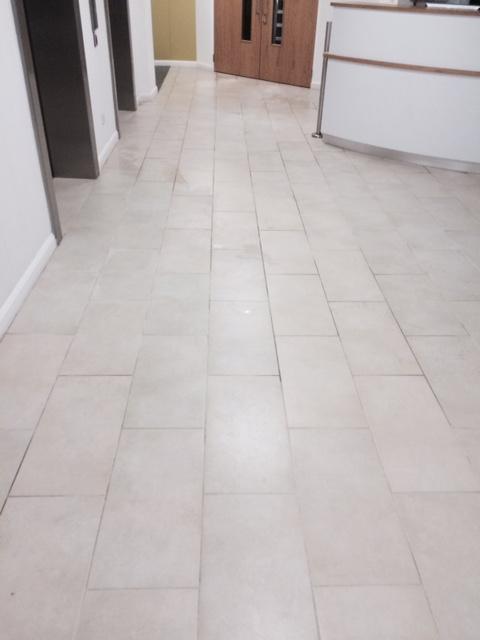 Anti Slip Floor Treatments : Ceramic floor tile doctor cleaning service business