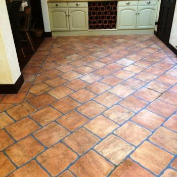Grout Colouring Preston After