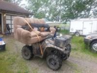 Redneck Family Quad