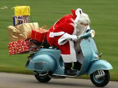 Scooter Claus