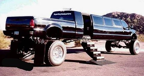 Another Redneck Limo