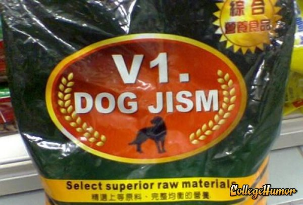 Dog Jism Because Some Freaks Want It
