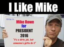 Mike Rowe For President 2016