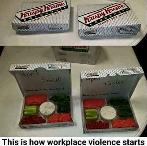 Stop Workplace Violence