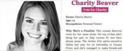 Funny Names Charity Beaver image