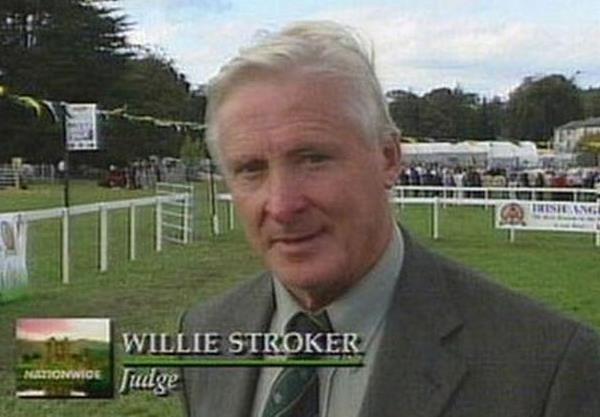 Funny Names Willie Stroker image