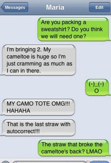 I Meant Como Tote