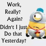 Work Really Again? image