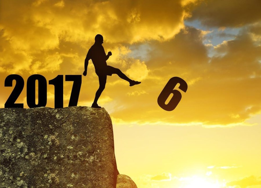 Kick 2016 To The Curb image for neew year's
