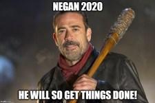 Negan 2020 image