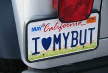 Only In California image