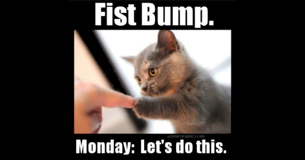 Lets Do Monday