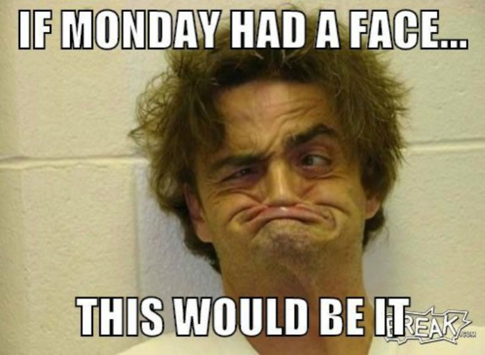 Monday Face image