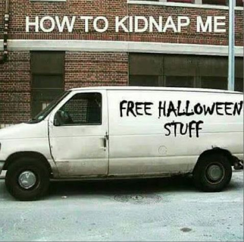 Halloween Kidnapping