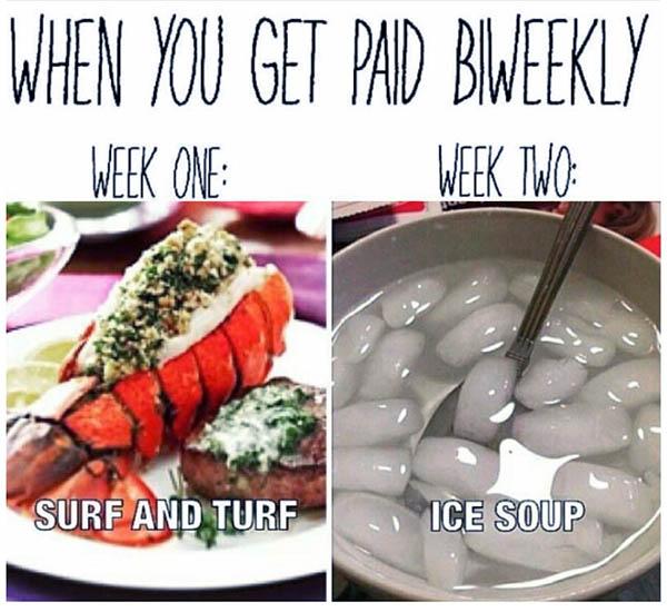Paid Biweekly