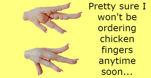 Chicken Fingers