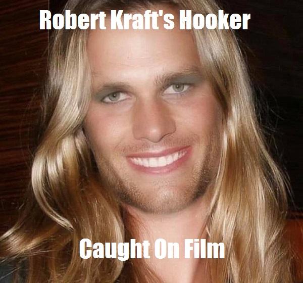 Robert Kraft Hooker Pic