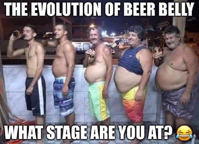 Beer Belly evolution image