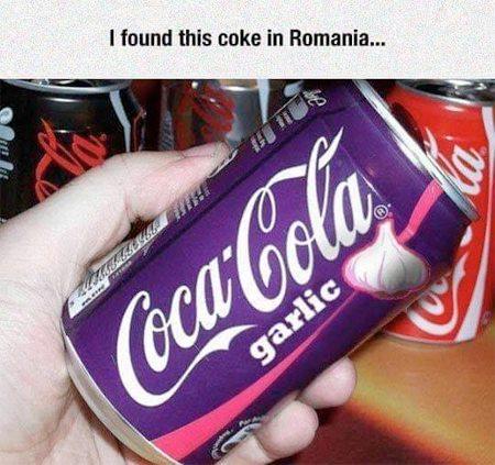 Garlic Coke