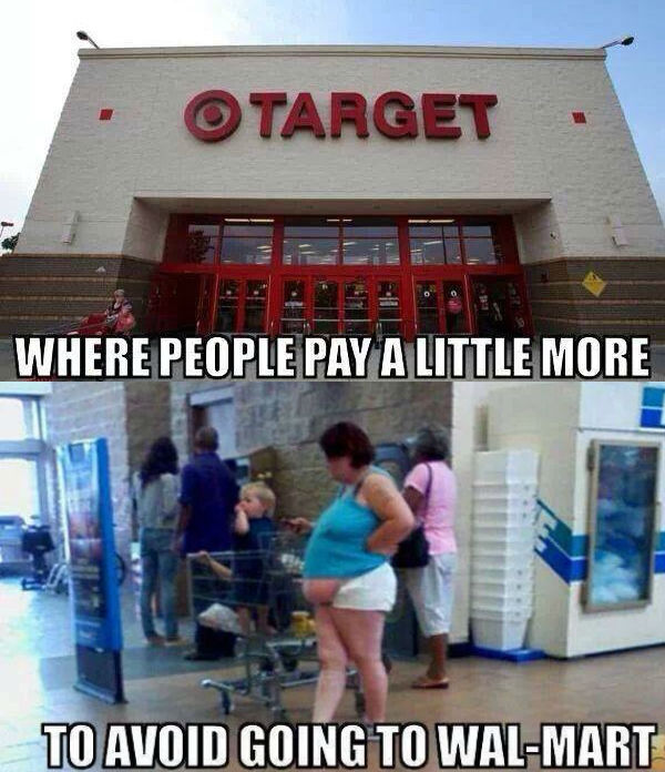 Target Vs. Walmart