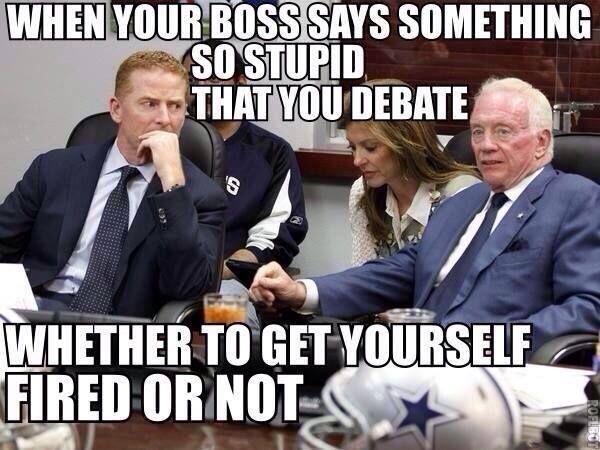 Boss Stupid Talk