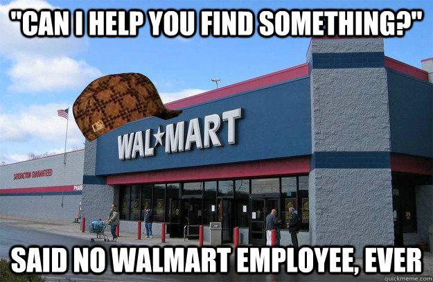 Walmart - Doucheland