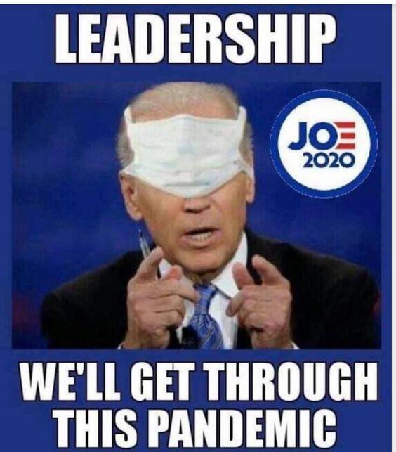 Biden Leadership - Laughshop.com