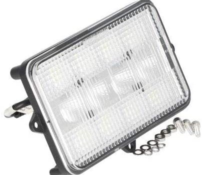 LED Combine Light – Flood/Spot Combo Compatible with John Deere 9600 7800 9510 9660 9560 9760 STS 9660 CTS 9450 9750 STS 9500 9410 9610 9650 STS 9560 STS 9650 CTS 9660 STS 7700 9550 SH 9400 9550