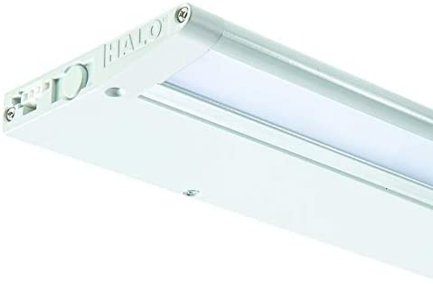 HALO HU1024D930PR 24″ LED Under Cabinet, Direct Wire Accent Lights; Soft White (3000K); Dimmable