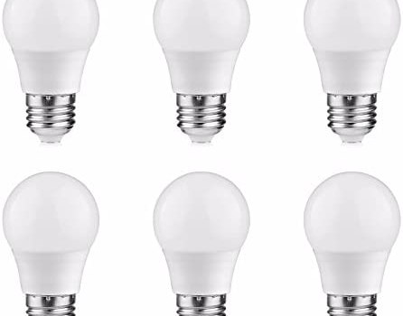 12V Low Voltage 3W LED Light Bulbs (6 Pack) – for RV, Solar Panel Project (12V Only)