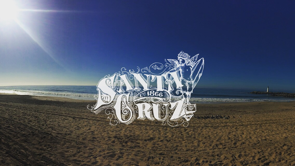 Santa Cruz Design by Julie Rawls