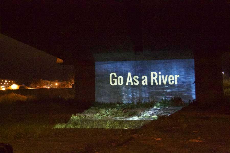 Go As a River by Danielle Williamson