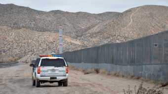 Mexican woman trying to cross into U.S. falls off cliff, fractures spine