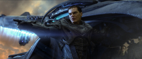 Michael Shannon Man of Steel Movie 2