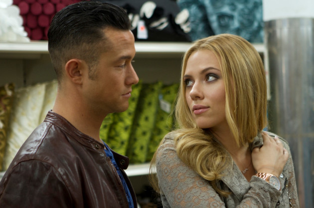 Don Jon Movie Still 2 Joseph Gordon-Levitt & Scarlett Johansson
