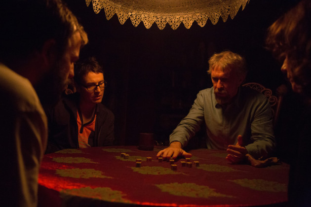 Insidious Chapter 2 Movie Still 2 Leigh Whannell & Steve Coulter