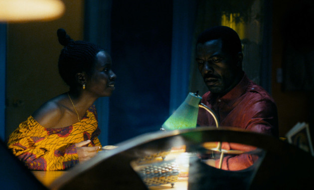 Mother of George Movie Still 2 Danai Gurira & Isaach De Bankolé