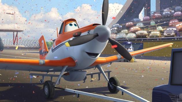 Planes Movie Still 1 Dane Cook