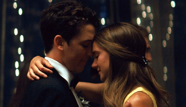 The Spectacular Now Movie Still 2 Miles Teller & Shailene Woodley