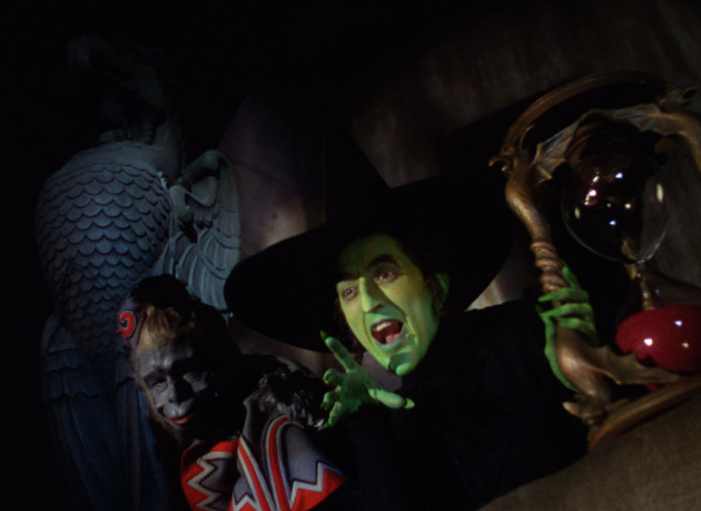 The Wizard of Oz Movie Still 2 Margaret Hamilton