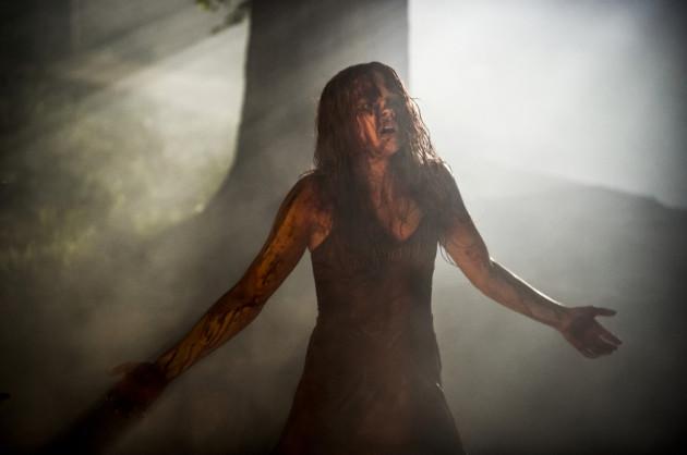 Carrie Movie Still 2 - Chloë Grace Moretz