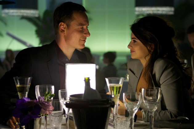 The Counselor Movie Still 1 - Michael Fassbender & Penélope Cruz