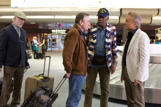 Last Vegas Movie Still 1 - Michael Douglas, Robert De Niro, Morgan Freeman and Kevin Kline