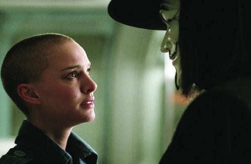 V For Vendetta Movie Still 1