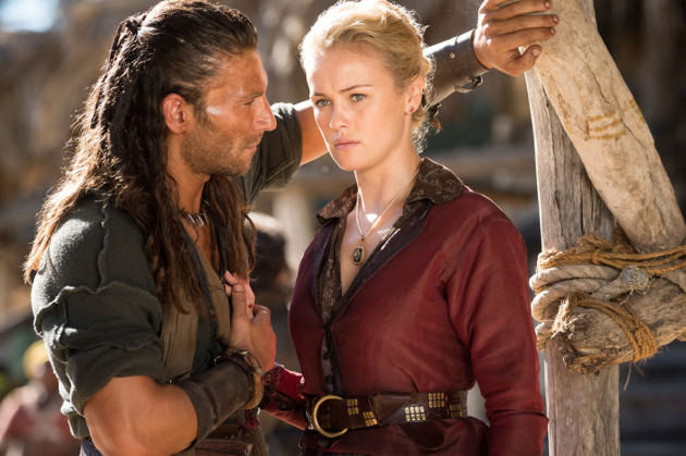 Black Sails TV Still Image 2
